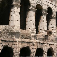 Colosseum; Image via Pixabay, CC0 Public Domain