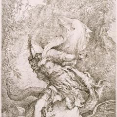 Jason and the Dragon; Image by Salvator Rosa [Public domain], via Wikimedia Commons