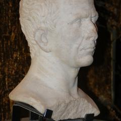 Caesar bust; Image via Pixabay, CC0 Public Domain