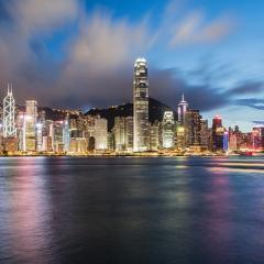 Hong Kong cityscape; Image via Pixabay, CC0 Public Domain