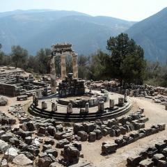 Delphi; Image via Pixabay, CC0 Public Domain