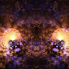 fractal art; Image via Pixabay, CC0 Public Domain