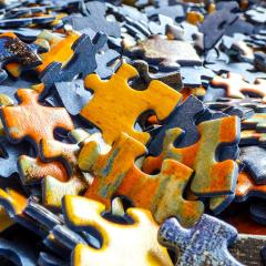 jigsaw pieces; Image via Pixabay, CC0 Public Domain