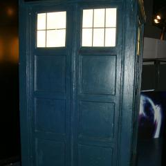 the Tardis; Image via Pixabay, CC0 Public Domain
