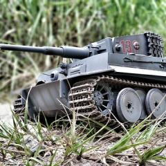 toy tank in grass; Image via Pixabay, CC0 Public Domain