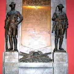 9TH Battalion Memorial at Anzac Square