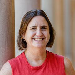 Associate Professor Marguerite La Caze